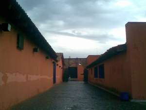 Centro Cultural Mexiquense. Callejón de cultura